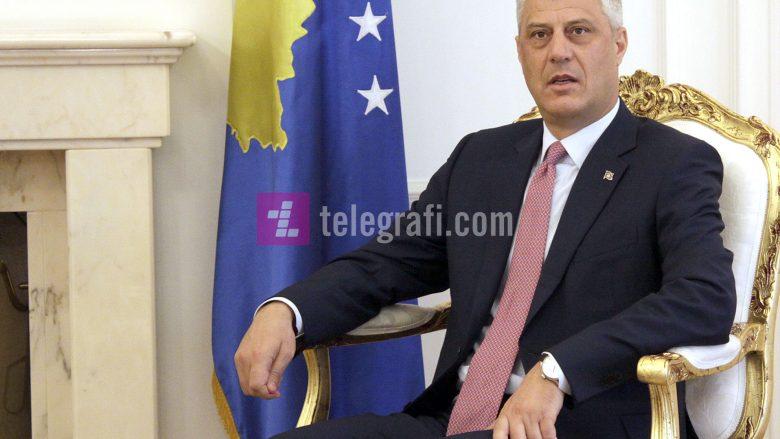 Θάτσι: Δεν θα πραγματοποιηθεί την πρόθεση της Σερβίας να διχοτόμηση του Κοσσυφοπεδίου (Video)