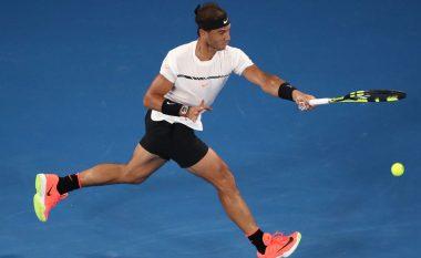 Nadal vazhdon në çerekfinale të Australian Open, luan përballë Raonic