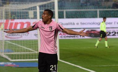 Talenti i madh i Palermos, shumë pranë Romës