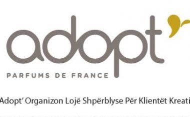 ADOPT' organizon lojë shpërblyese për klientët kreativë