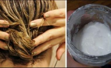 Rritni flokët deri në TRI CENTIMETRA me këtë recetë të lehtë shtëpiake