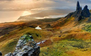 Skocia, një shtet i mahnitshëm (Video)