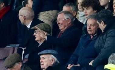 Ferguson i del në krahë Mourinhos: Skuadra po luan mirë