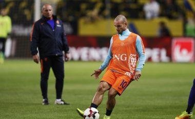 Edhe Sneijder në planet e kinezëve