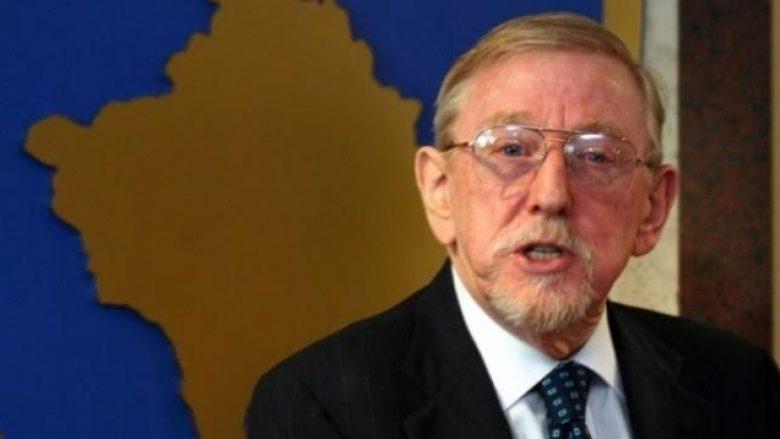 William Walker: Nuk dua të vdes pa e parë Kosovën siç kam dëshiruar