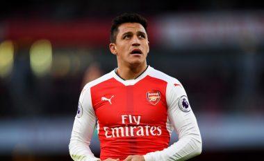 Alexis gëzon Arsenalin: Jam i lumtur këtu