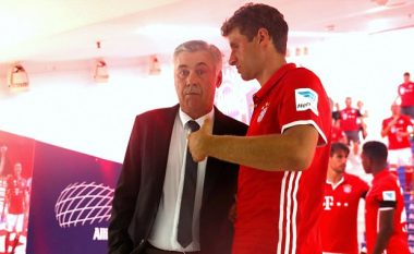 Ancelotti, Matthausit: Muller është inteligjent