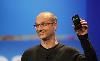 Krijuesi i Android ka krijuar një super-telefon që pritet të jetë rivali i iPhone dhe Samsung