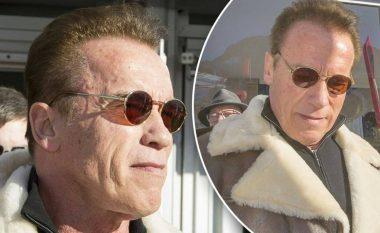 Schwarzenegger në formë dhe plot stil, mosha për të është vetëm numër (Foto)