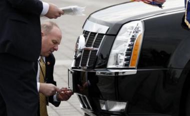 Pesë sekretet e super-limuzinës së blinduar të Donald Trump (Foto)