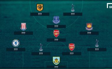 Xhaka në formacionin e javës së 21-të në Ligën Premier (Foto)