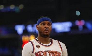 Carmelo Anthony takohet me Phil Jackson për të ardhmen te NY Knicks
