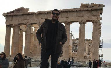 Ermali dhe Ariana, disa ditë pushimi në Athinë (Foto)