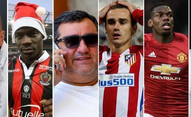 Këta janë 20 njerëzit më me ndikim në futbollin francez (Foto)