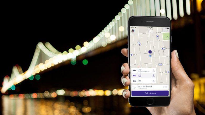 Lyft rritet në AppStore, pas fushatës kundër rivalit Uber