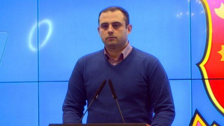 Gjorgjievski: 150 milionë euro nga Soros janë harxhuar në Maqedoni për korrupsion