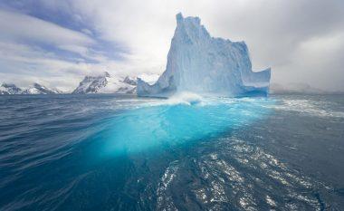 Glacier, një kopsht madhështor akulli