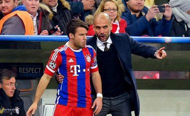 Guardiola dëshiron ta 'rrëmbej' Bernatin nga Bayerni