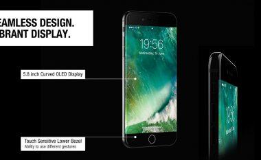 Ja si mund të duket iPhone X – varianti i përfolur i iPhone! (Video)
