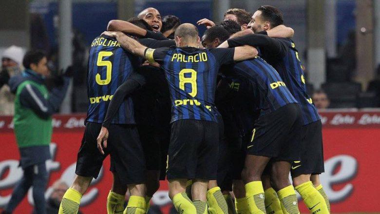 Analizë – Nga një sezon i dështuar, Interi e ka në duar ri-hapjen e luftës për titull