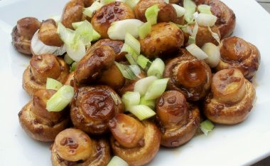 Konsumimi i kërpudhave, i domosdoshëm
