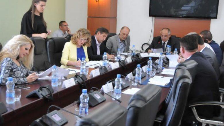 Sot mbajnë mbledhje gjashtë komisione parlamentare