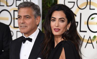 Gruaja e George Clooney është shtatëzënë, së shpejti sjell në jetë binjakë (Foto)