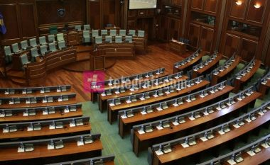 Opozitës i mungojnë edhe 9 nënshkrime për thirrjen e seancës së jashtëzakonshme