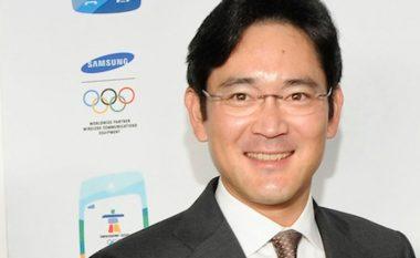 Urdhër për arrestimin e shefit të Samsungut