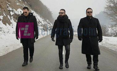 Pamje ekskluzive prej klipit të ri të Machiato Band (Foto)