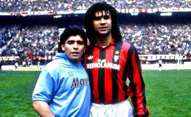Gullit: Maradona, futbollisti më i madh që ka luajtur ndonjëherë