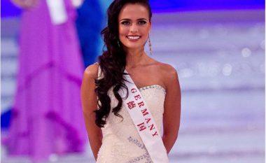 """Fejohet bukuroshja shqiptare që u zgjodh """"Miss Germany 2012"""" (Foto)"""
