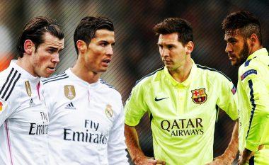 Top 100 lojtarët më të shtrenjtë: Messi lë pas CR7, por nuk është i pari – në listë edhe Mustafi e Xhaka (Foto)