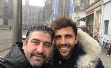 Meda takohet me lojëtarin e njohur Admir Mehmedi (Foto)