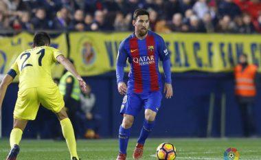 Barcelona mezi merr një pikë në minutën e fundit nga Villarreali (Video)