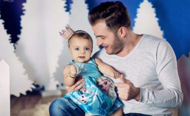 Milot Llalloshi bëhet baba për herë të parë, vjen në jetë Priami (Foto)