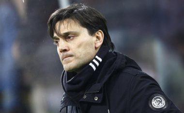 Montella: Torino luajti ashpër, merituam barazimin