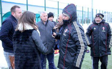 Zyrtarë të AC Milan vizitojnë Feronikelin