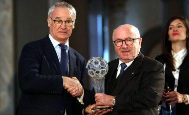Ranieri tregon skuadrën e tij favorite për titullin e Serie A