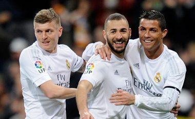 Mediat e Barcelonës: Real Madridi lider me ndihmën e gjyqtarëve