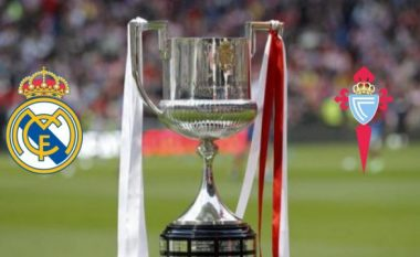 Formacionet zyrtare: Real Madrid – Celta Vigo