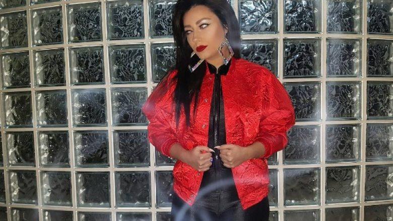 Ronela Hajati tregon emrin e këngës së re (Foto)