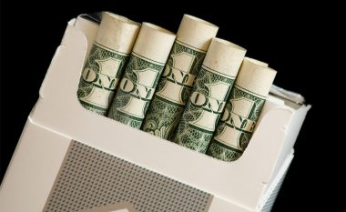Sa para i shpenzojnë duhanpirësit gjatë jetës së tyre?