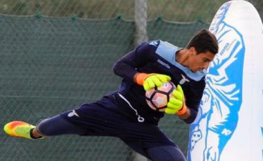Zyrtare: Strakosha rinovon me Lazion