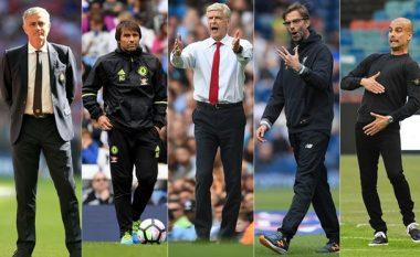 Kompjuteri i Sky Sport parashikon Ligën Premier, dy skuadra të mëdha jashtë Ligës së Kampionëve (Foto)