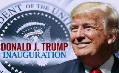 Trump, nga sot zot shtëpie në Amerikë (Inaugurimi-LIVE)
