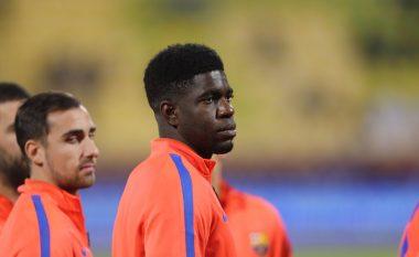 Umtiti: Refuzova Ligën Premier, ëndërrova dhe zgjodha Barcelonën