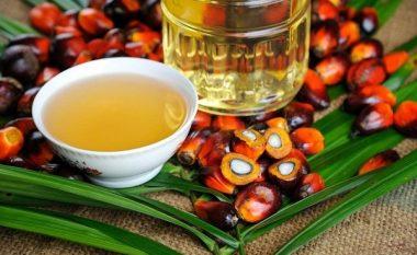Përdorimi i vajit të palmës në prodhimet e ushqimit, kancerogjen