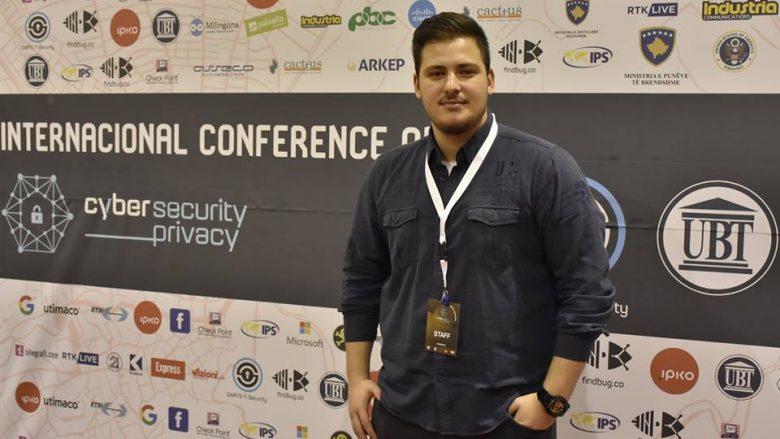 Studenti i UBT-së gjen mangësi në Instagram, shpërblehet nga kompania