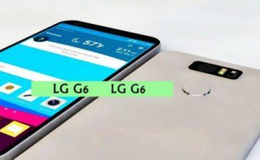 LG G6 me kamera me pamje të gjerë